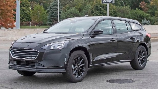 2022 Ford Fusion Active Wagon specs