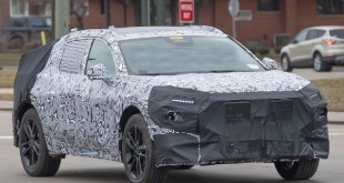 2022 Ford Fusion Active Wagon spied