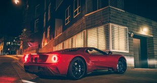 2022 Ford GT specs