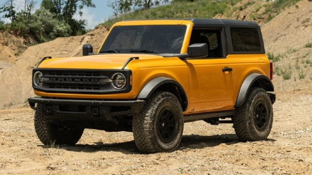 2022 Ford Bronco Raptor cost
