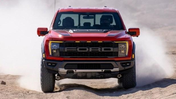 2022 Ford F-150 Raptor V8 release date