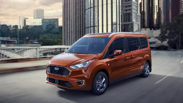 2022 Ford Transit Connect price