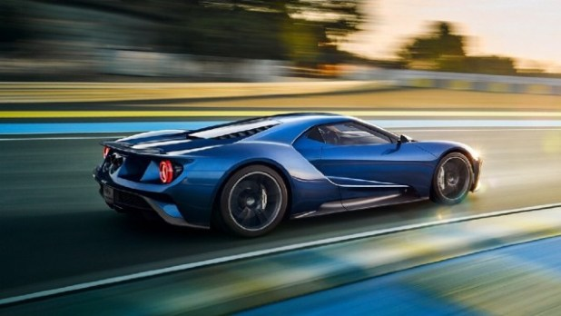 2022 Ford GT Supercar Price