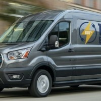 2022 Ford E-Transit: Electric Van Delivers Over 100 Miles of Driving Range