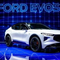 2022 Ford Evos is the Brand-New Crossover for China