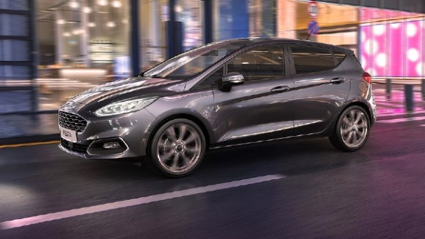 2022 Ford Fiesta price