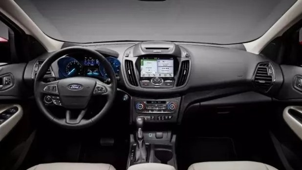 2022 Ford Ranchero interior
