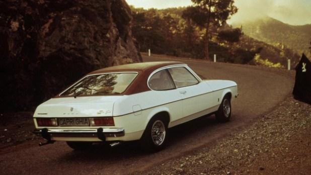 2022 Ford Capri Ghia