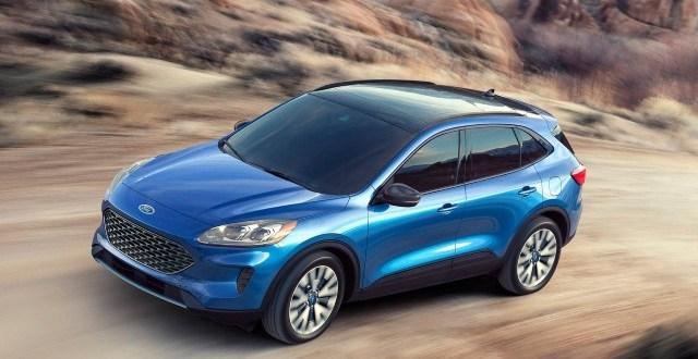 2022 Ford Escape Hybrid release date