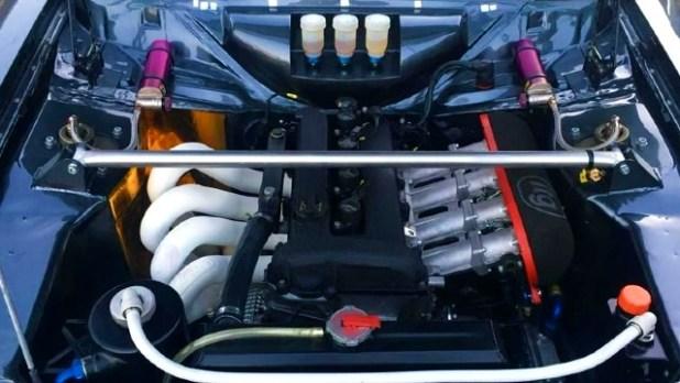 2022 Ford Escort MK2 specs