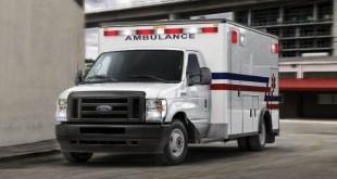 2022 Ford E-Series Cutaway ambulance
