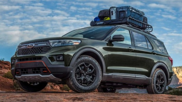 2022 Ford Expedition Timberline Explorer