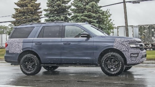 2022 Ford Expedition Timberline price