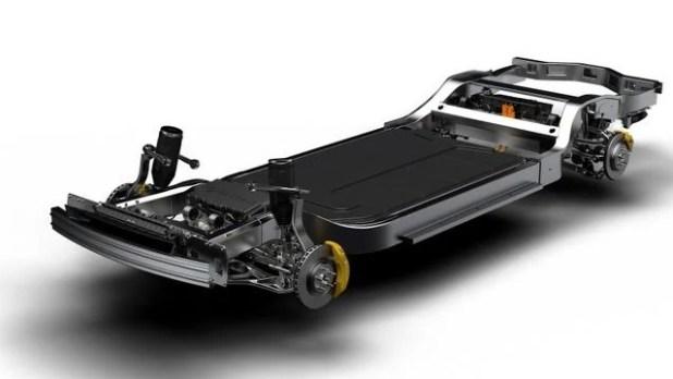 2022 Lincoln Mark-E driving range