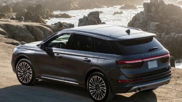 2022 Lincoln Mark-E release date