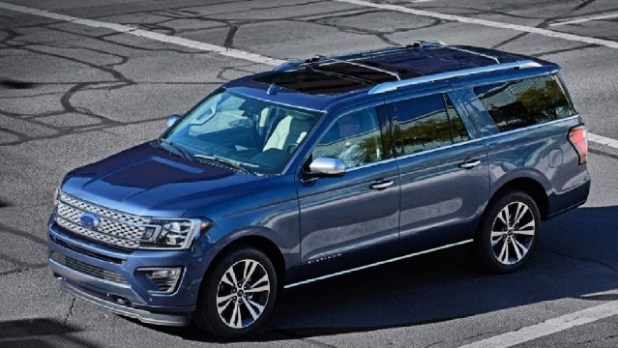 2023 Ford Expedition max