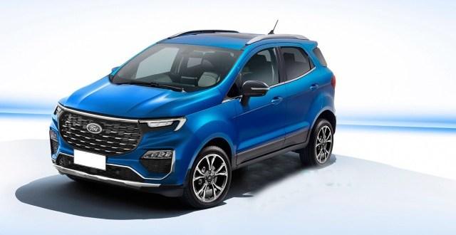 2023 Ford EcoSport price