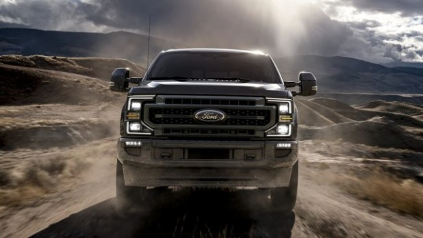 2023 Ford F-450 package