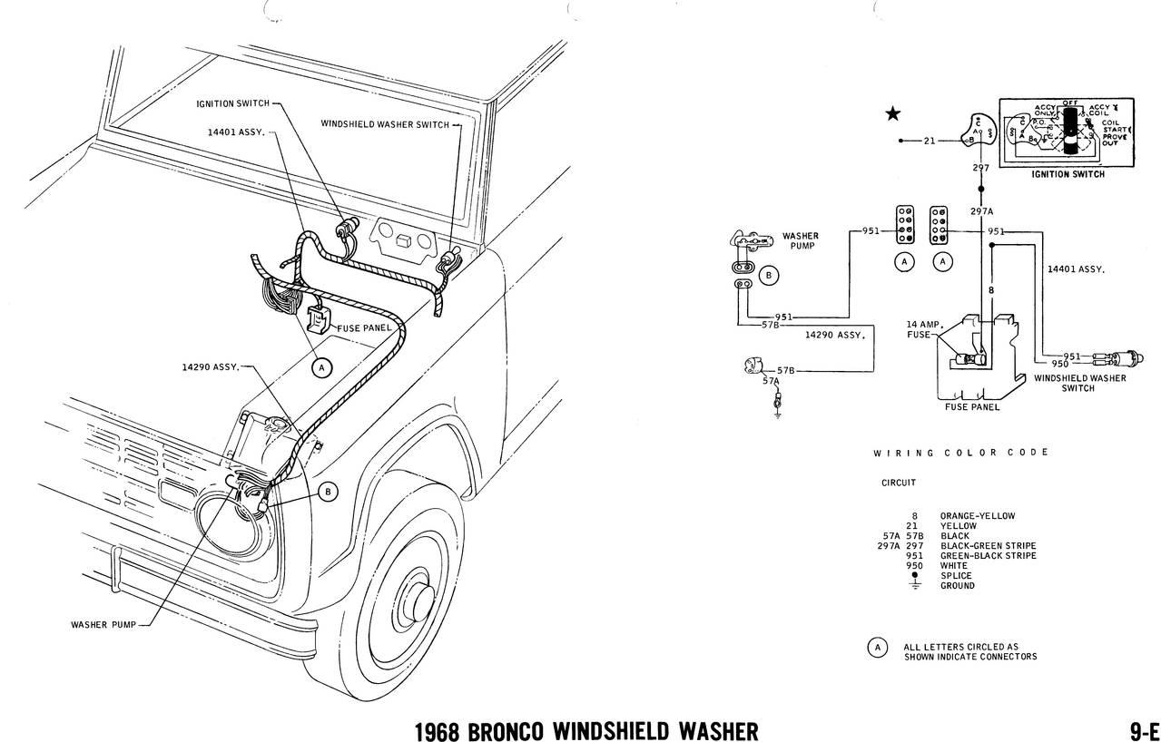 Bronco Wiring Diagrams
