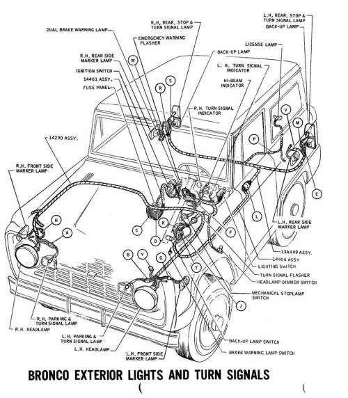 small resolution of 1971 ford bronco wiring electrical work wiring diagram u2022 1993 f250 wiring diagram 1974 ford