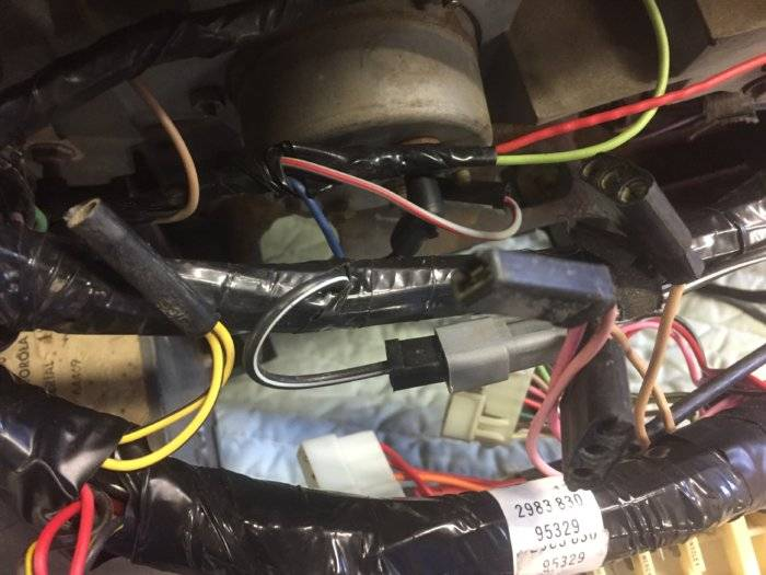 Electric Cooling Fan Wiring Question For A Bodies Only Mopar Forum