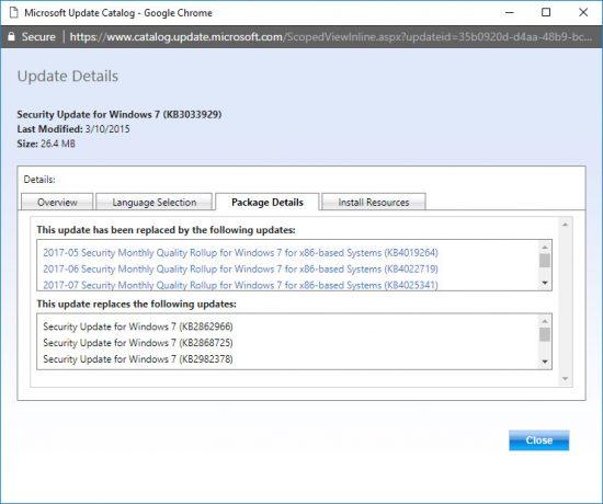 如何批量刪除 Windows Update 的所有更新   Forece Blog
