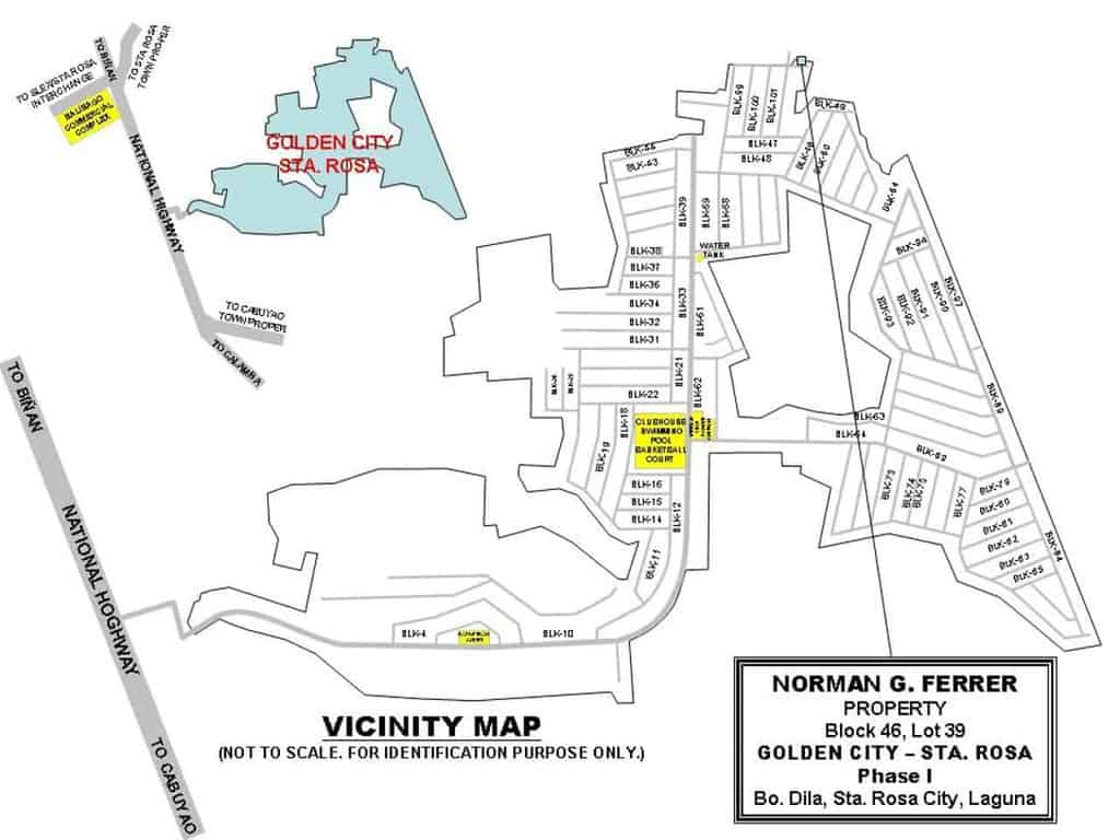 Bfs Foreclosed Property For Sale In Blk 46 Lot 39 Road