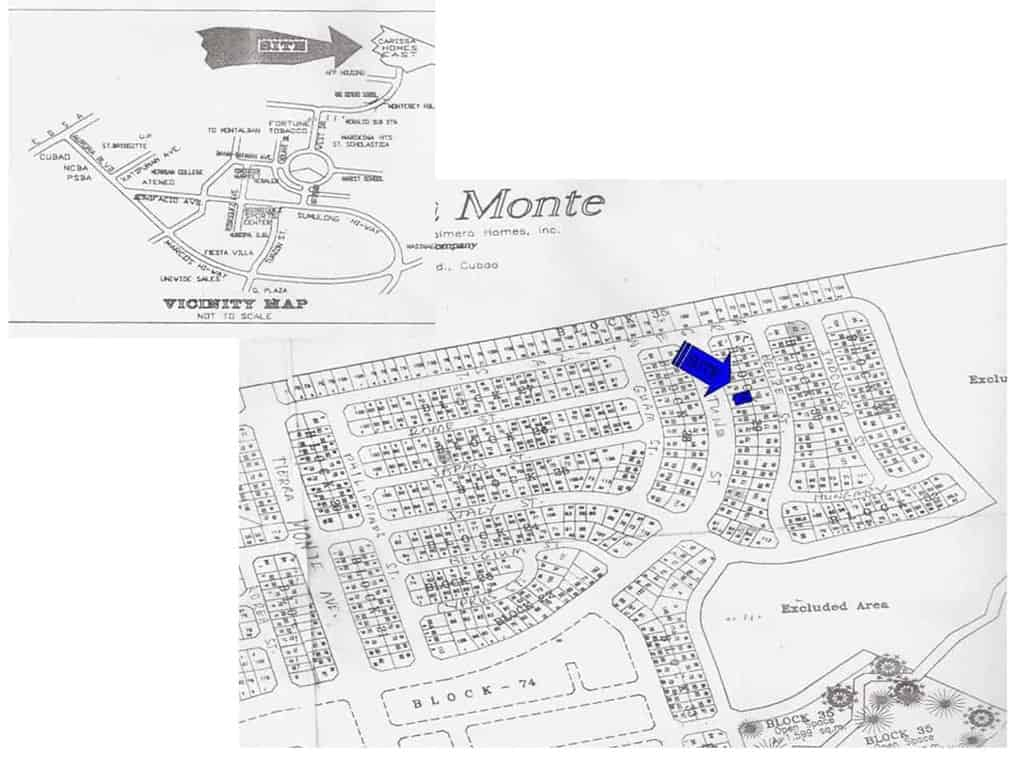 Bfs Foreclosed Property For Sale At Blk 29 Lot 13