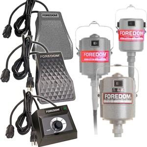 Series CC, S, SR-1/8HP discontinued 230V motor Speed Controls