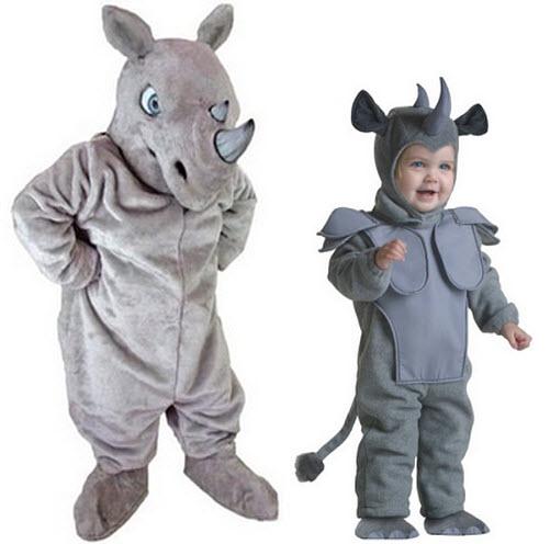 rhino halloween costume  foregathernet