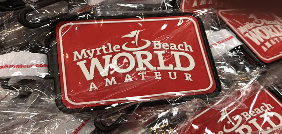 What words..., myrtle beach amateur something is