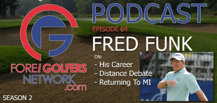 FGN Ep 64 – Fred Funk on Career, Distance, Cryotherapy, & Nachos