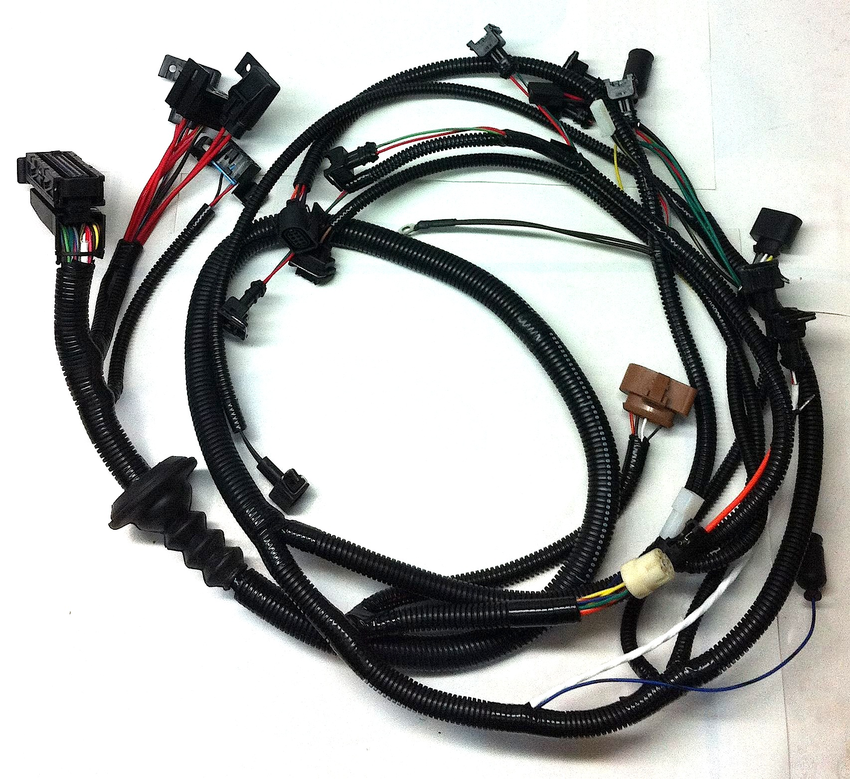 hight resolution of 2lr tiico conversion wiring harness foreign auto supply inc auto wiring harness connectors auto wiring harness