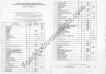 Kazakh Transcripts (Addendum), certified translation
