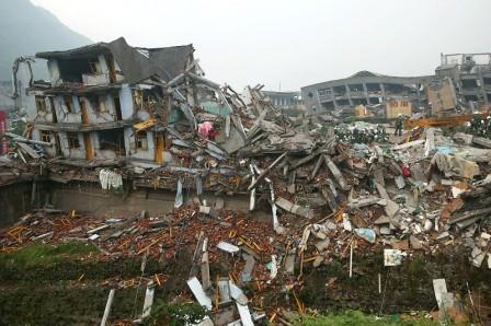 The Eastern Sichuan China Earthquake!