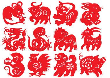 chinese new year symbols