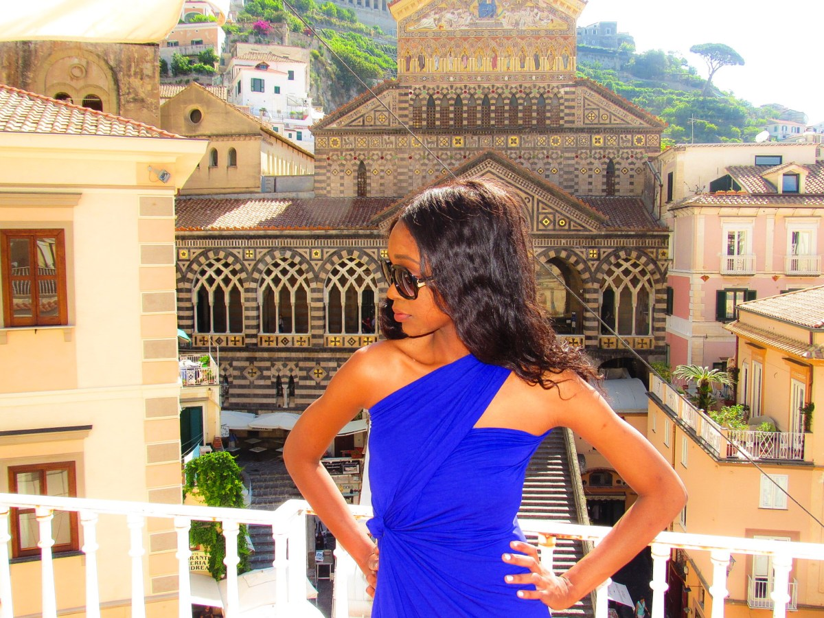 """Italy is a Dream that Keeps Returning for the Rest of Your Life"" – Amalfi, Italy"