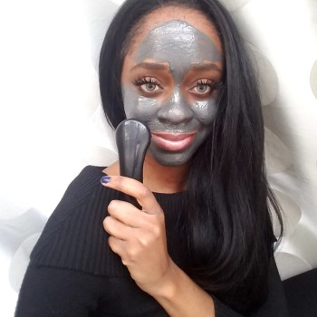Onyx Youth Magnetic Face Mask - A Facial Attraction! by Dallas style blogger Foreign Fresh & Fierce
