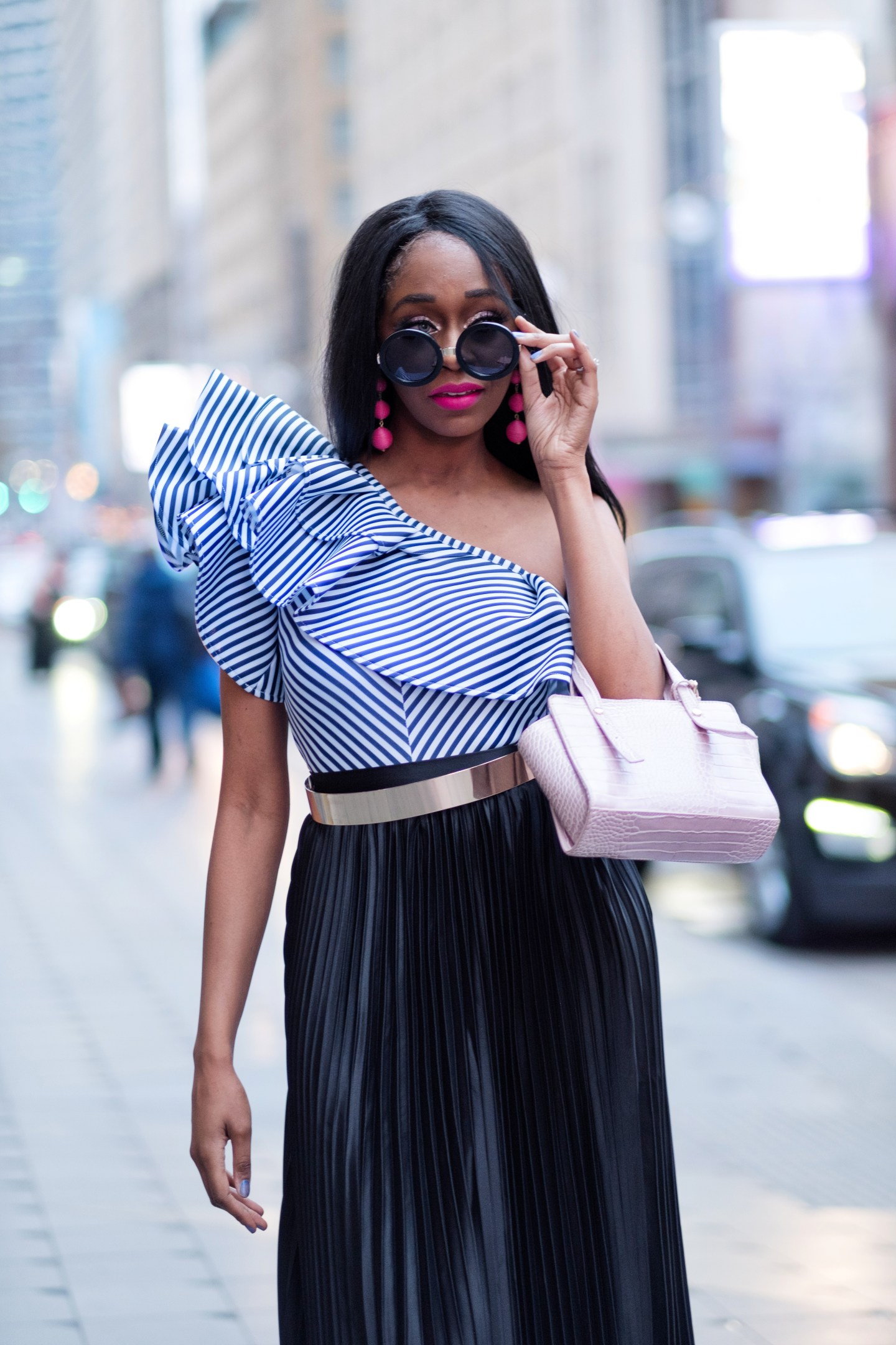 How to Transition Your Winter Wardrobe to Spring by popular Dallas fashion blogger Foreign Fresh & Fierce