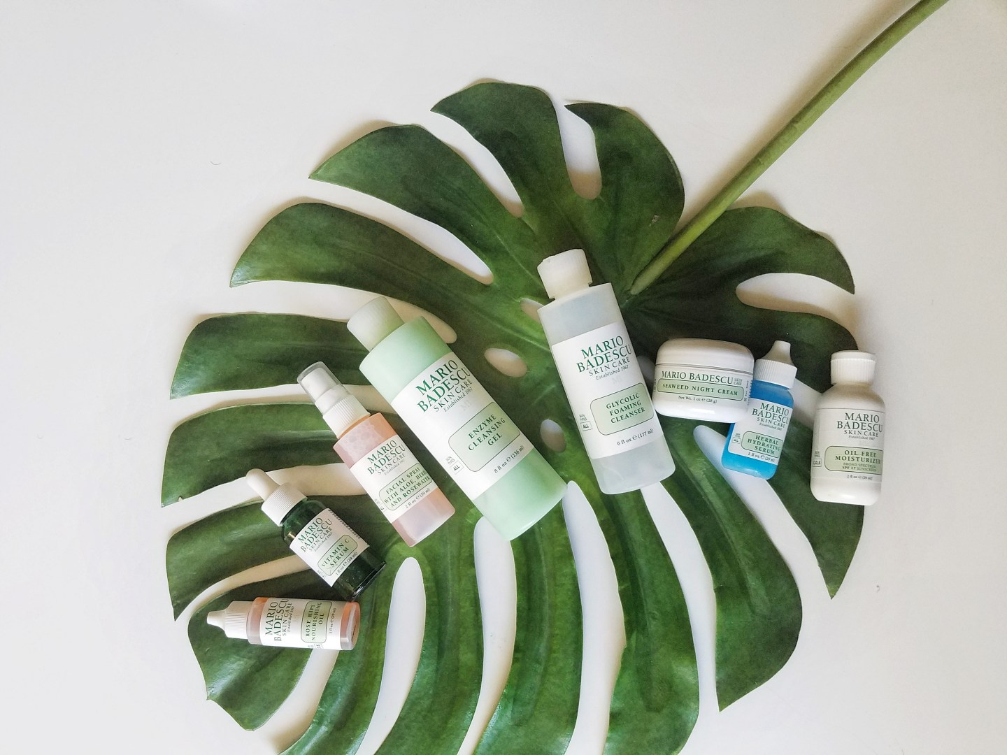 Mario Badescu - Say Goodbye to Dry Winter Skin featured by popular Dallas beauty blogger, Foreign Fresh & Fierce