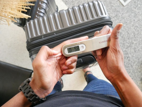 tarriss luggage scale