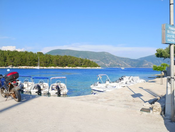 Fiskardo Fiscardo Village Kefalonia Greece The Most Beautiful Beaches in Greece