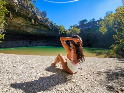 Hamilton Pool Dripping Springs Travel around the world without a passport