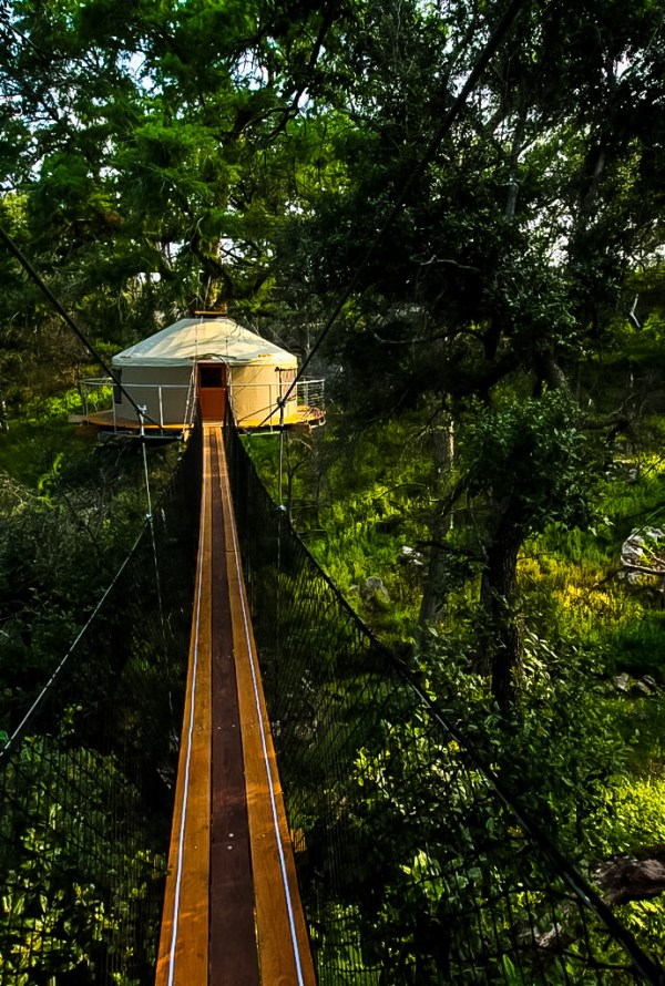 Cypress Valley Treehouse Spicewood Travel around the world without a passport