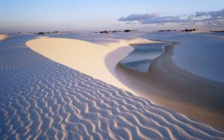White Desert Farafra Egypt Travel around the world without a passport