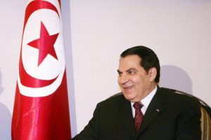 Tunisian President Zine El Abidine Ben Ali fled the country after demonstrators took to the streets demanding his resignation.