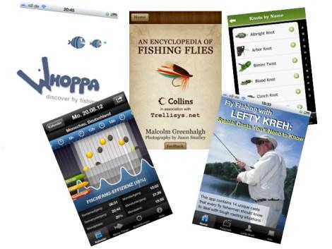 Fliegenfischen Flyfishing Apps