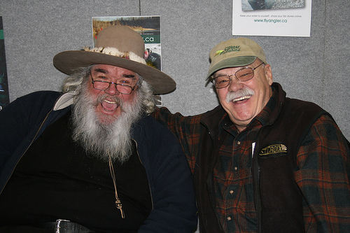 Fliegenfischen Barry White Bob Clouser