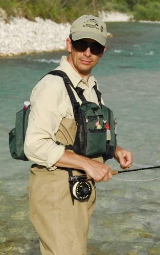 Fliegenfischen Sven Ostermann