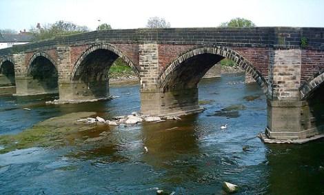 River Ribble © flickr: JohnnyEnglish